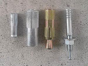 各種金属系アンカー
